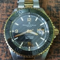 1049/4999 Very good Gold/Steel 45mm Automatic India, kota