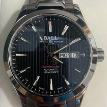 Ball Engineer II Chronometer Red Label Steel 40mm Black
