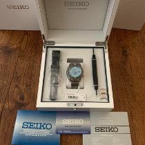 Seiko usados Automático 44mm Cristal mineral 30 ATM