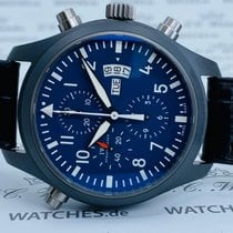IWC Pilot Chronograph Top Gun IW3799-04 pre-owned