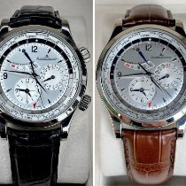 Jaeger-LeCoultre Master World Geographic Steel 42mm Silver United States of America, South Carolina, GREENVILLE