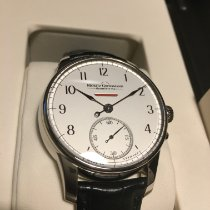 Moritz Grossmann White gold 41mm Manual winding new