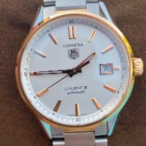TAG Heuer Carrera Calibre 5 Gold/Steel 39mm Silver United States of America, Texas, Plano