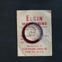 Elgin Parts/Accessories new