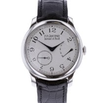 F.P.Journe Platino 40mmmm Cuerda manual Souveraine usados