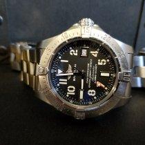 Breitling Avenger Seawolf Steel 45mm Black Arabic numerals Canada, Smiths Falls