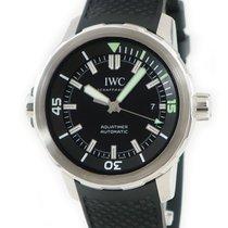 IWC Aquatimer Automatic Siyah