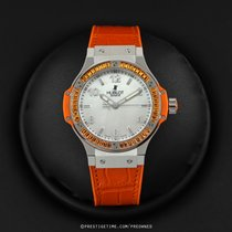Hublot Big Bang Tutti Frutti Steel 38mm Mother of pearl United States of America, New York, Airmont