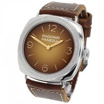 Panerai Special Editions PAM00687 Very good Steel 47mm Manual winding
