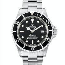 Rolex Sea-Dweller 4000 16600 1998 pre-owned