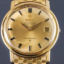 Omega Constellation Yellow gold 35mm Gold