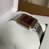 Cartier Santos (submodel) occasion 29mm Or/Acier
