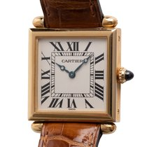 Cartier Tank (submodel) W1512256 pre-owned