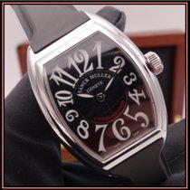 Franck Muller Conquistador 8005 QZ 2008 подержанные