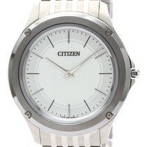 Citizen Eco-Drive One Steel 39mm Silver