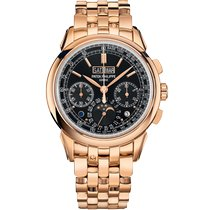 Patek Philippe 5270/1R-001 Rose gold 2021 Perpetual Calendar Chronograph 41mm new