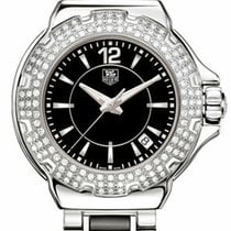 TAG Heuer Formula 1 Lady Steel 36mm Black Arabic numerals United States of America, New York, Monsey