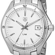 TAG Heuer Link Quartz nuevo Cuarzo Reloj con estuche y documentos originales WAT1111.BA0950 WAT1111BA0950