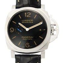沛納海 Luminor Marina 1950 3 Days Automatic 新的 自動發條 附正版包裝盒和原版文件的手錶 PAM01312
