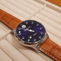 Meistersinger Salthora new 2014 Automatic Watch with original box and original papers SH908