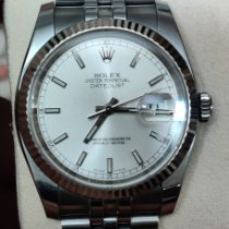 Rolex Datejust Steel 36mm Silver India, Navi Mumbai