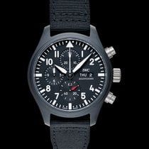 IWC IW389101 Ceramic Pilot Chronograph Top Gun 44.5mm new United States of America, California, Burlingame