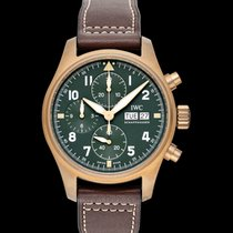 IWC Pilot Spitfire Chronograph IW387902 2020 new