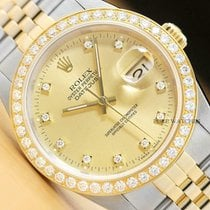 Rolex Datejust 16233 pre-owned