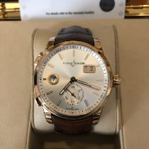Ulysse Nardin Dual Time 3346-126/90 2015 pre-owned