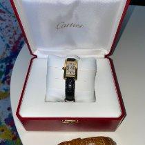 Cartier Tank Américaine neu Automatik Uhr mit Original-Box und Original-Papieren W2620030