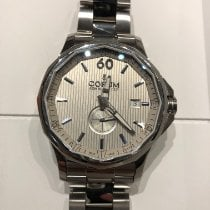 Corum Admiral's Cup Legend 42 Steel 42mm Silver United States of America, Illinois, Chicago
