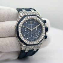 Audemars Piguet Royal Oak Offshore Lady White gold Blue United States of America, Florida, Orlando