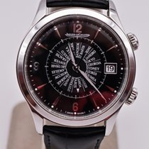 Jaeger-LeCoultre Master Memovox Steel 40mm Black Arabic numerals United States of America, Texas, Houston