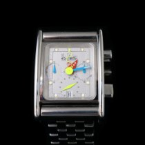 Alain Silberstein Steel 32mm Automatic pre-owned United States of America, Connecticut, Greenwich
