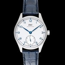 IWC Portuguese Automatic new 2020 Watch with original box and original papers IW358304