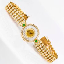 Chopard Happy Diamonds Meget god Gult guld Kvarts