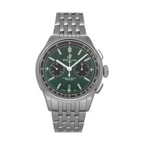 Breitling for Bentley AB0118A11L1A1 pre-owned