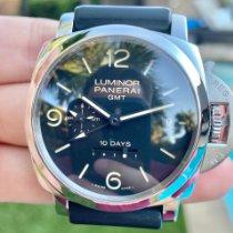 Panerai Luminor 1950 10 Days GMT PAM 00533 gebraucht