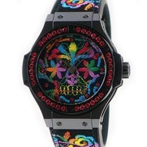 Hublot 343.CS.6599.NR.1213 Titane Big Bang Broderie occasion