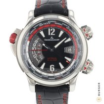 Jaeger-LeCoultre Master Compressor Extreme W-Alarm Acero 46.5mm Negro