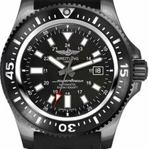 Breitling Superocean 44 Steel 44mm Black United States of America, California, Moorpark