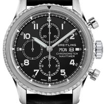Breitling Navitimer 8 new Automatic Chronograph Watch with original box Reference
