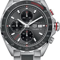 TAG Heuer Formula 1 Calibre 16 Steel 44mm United States of America, California, Moorpark
