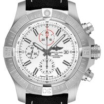 Breitling Super Avenger new Automatic Chronograph Watch with original box A133751A1A1X2