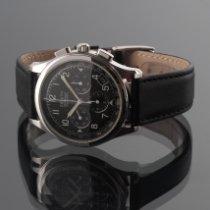 Zenith El Primero Chronograph Acero 38mm Negro Arábigos