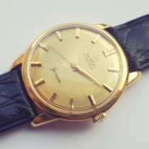 Omega Rose gold Automatic Gold No numerals 35mm pre-owned Genève