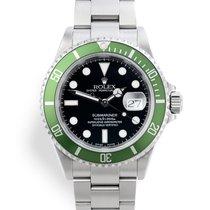 Rolex Submariner Date 16610LV 2004