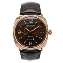 Panerai PAM00395 Rose gold 2015 Special Editions 45mm pre-owned