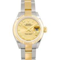 Rolex 279173-0010 Acier 2020 Lady-Datejust 28mm nouveau