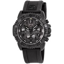 Luminox Colormark Plastic 44mm Black Arabic numerals